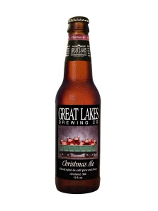 Christmas Ale Bottle